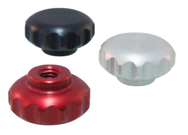 SM 1254-1 Knurled nuts