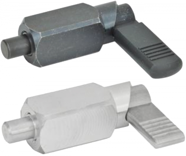 Cam action indexing plunger | SM 1274-3