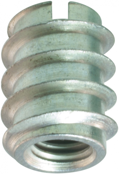 Self-tapping threaded insert with coarse thread SM 1291-81