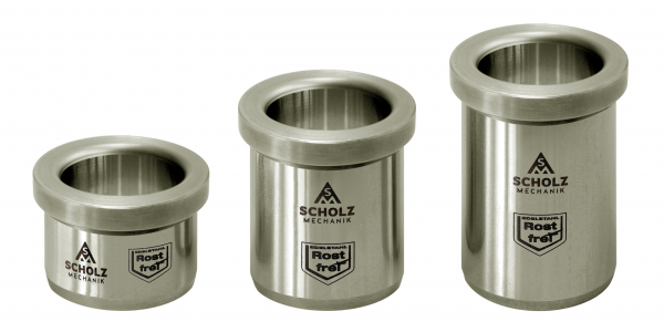 SM 1001N drill bushing stainless steel