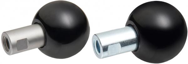 SM 1265-02 Revolving ball knob