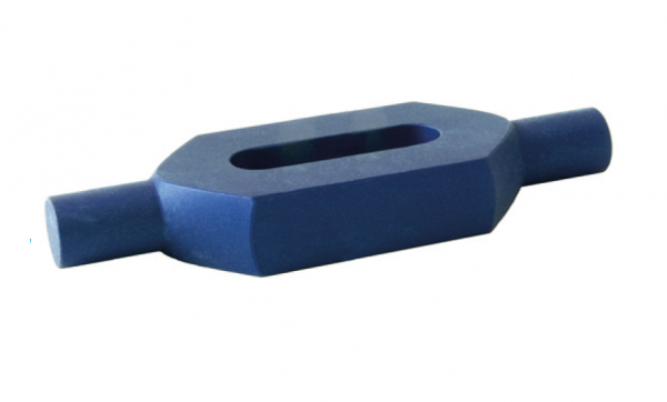 Double clamp with rounded pegs | SM 1050-06