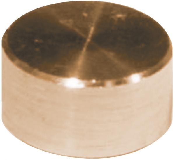 SM 1291-10 Brass stud / pin
