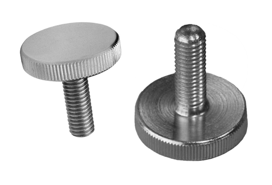 SM 1252 knurled thumb screws