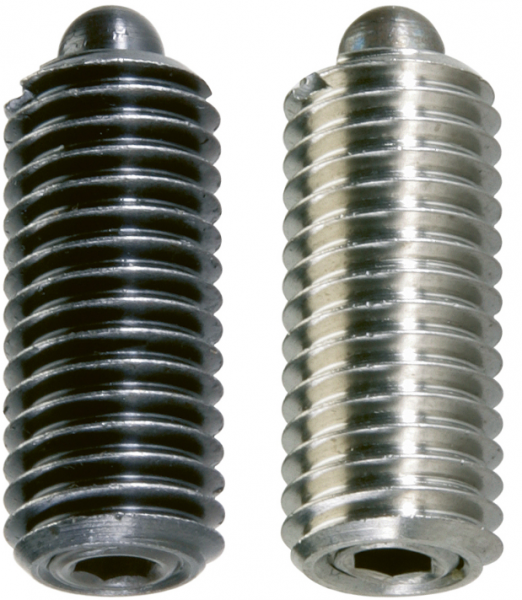 SM 1275-21 Spring plunger