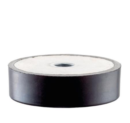 Rubber endstop buffer, low | SM 3222