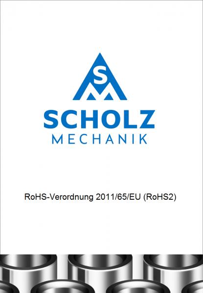 RoHS-Verordnung 2011/65/EU (RoHS2)