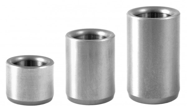 Drill bushing (positioning bushing) similar to DIN 179 Form A 2,5x12