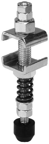 SM 2240 Spring type clamping screw