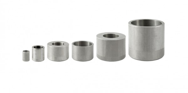 SM 1000-030 Passbuchse Stahl