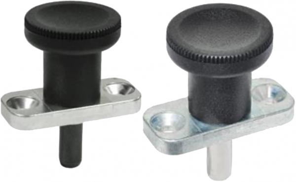 SM 1273-4 Indexing plunger / Stop bolt