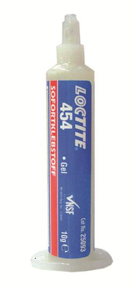 Sofortklebstoff-Gel LOCTITE® 454 | SM1299-1 454