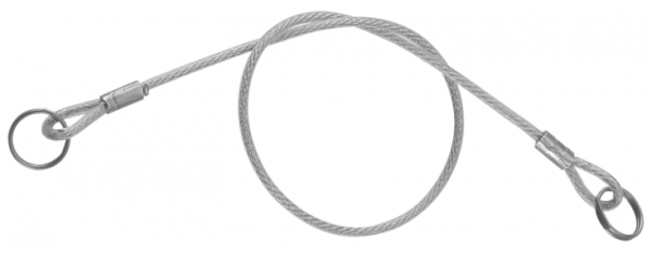 SM 1273-86 Retaining cable with ring