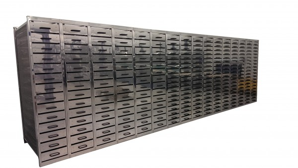 ASE-Serie Schubladenschrank für Kühlzellenbetrieb