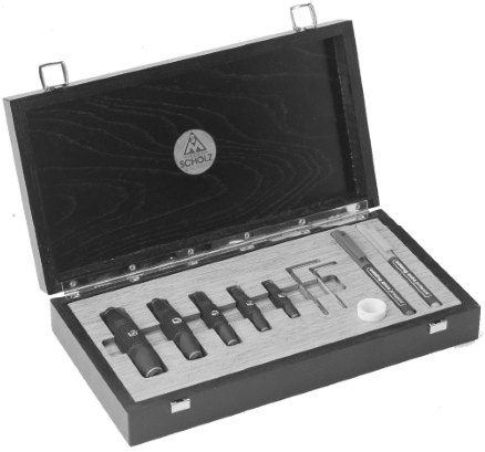 SM 1825 Messstifthalter-Set
