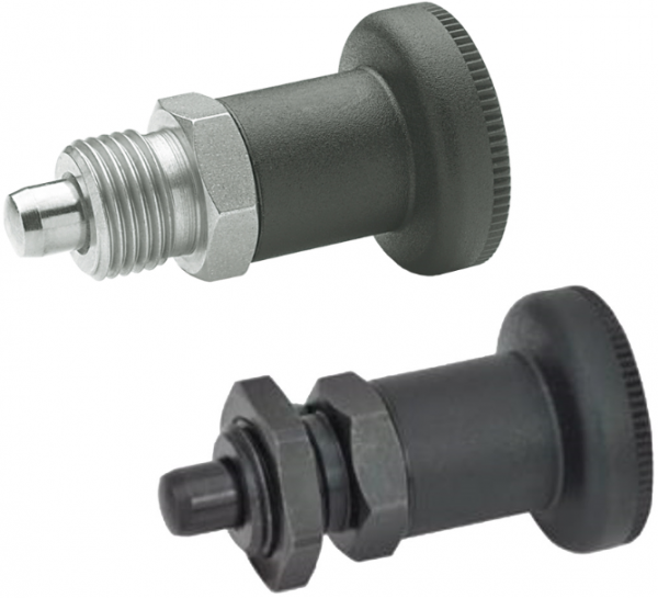 SM 1273-2 Indexing plunger / Stop bolt