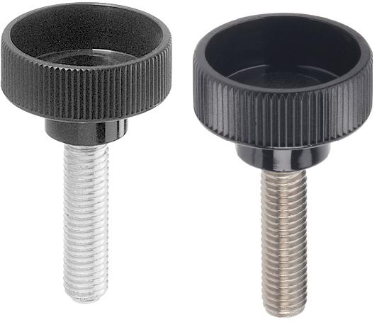 Knurled thumb screw | SM 1261